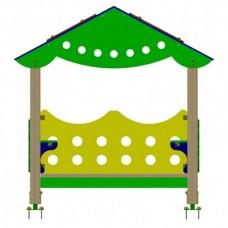 Дитячий будиночок Белкин будинок (DIO214)