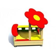 Дитяча пісочниця Квітка (DIO209)