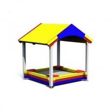Дитяча пісочниця Будиночок (DIO210)