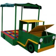 Дитяча пісочниця Вантажівка