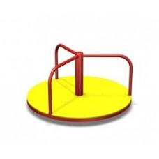 Дитяча карусель потрійна стоячи (DIO303)