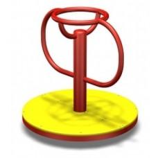 Дитяча карусель подвійна стоячи (DIO304)