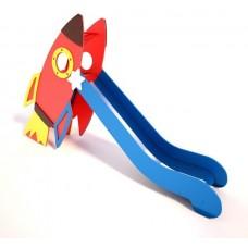 Гірка для дітей Ракета ТЕ109