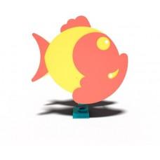 Гойдалка на пружині Рибка TE203