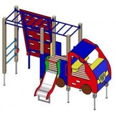 Дитячий ігровий комплекс Авто-гімнаст (DIO402)