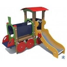 Дитячий ігровий комплекс Паровозик (DIO403)