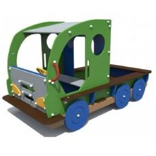 Дитячий ігровий комплекс Машинка з пісочницею (DIO406)