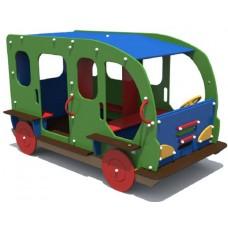 Дитячий ігровий комплекс Автобус (DIO - 407)