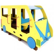 Дитячий ігровий комплекс Автобус T508