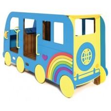 Дитячий ігровий комплекс Автобус Світ T511