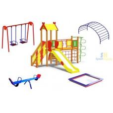 Дитячий ігровий майданчик №10 (DP-10)