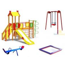Дитячий ігровий майданчик №11 (DP-11)