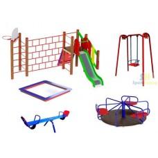 Дитячий ігровий майданчик №12 (DP-12)