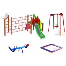 Дитячий ігровий майданчик №13 (DP-13)