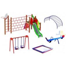 Дитячий ігровий майданчик №14 (DP-14)