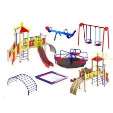 Дитячий ігровий майданчик №15 (DP-15)