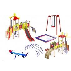 Дитячий ігровий майданчик №16 (DP-16)