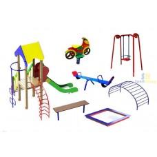 Дитячий ігровий майданчик №2 (DP-02)