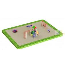 Дитячий ігровий майданчик №22 (DP-22)