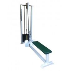 Вантажоблоковий тренажер Блок для м' язів спини, нижня тяга ( ТС- 202 )