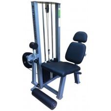 Вантажоблоковий тренажер для м' язів розгиначів стегна, сидячи ( ТС- 204)