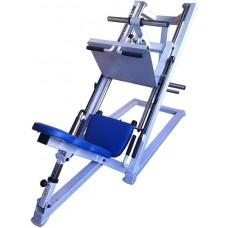 Тренажер вільні ваги Жим ногами під кутом 45 градусів ( ТС- 302)