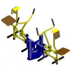 Вуличний тренажер Важільна тяга (SG112)