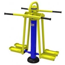 Вуличний тренажер для м'язів стегна SL 142