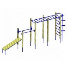 Гімнастичний комплекс Зростання (DIO603)