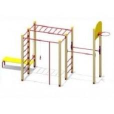 Гімнастичний комплекс Спортишка (DIO604)