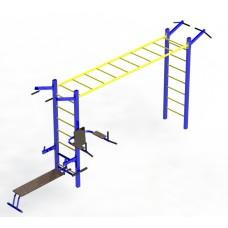 Спортивний комплекс із рукоходом (SG201.1)